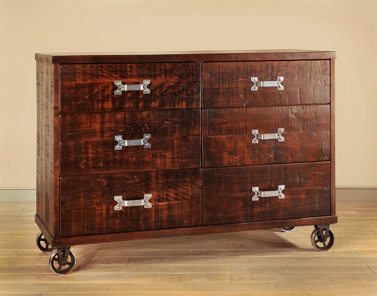 Pembroke Industrial Dresser