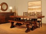 Widdicomb Rustic Dining Collection