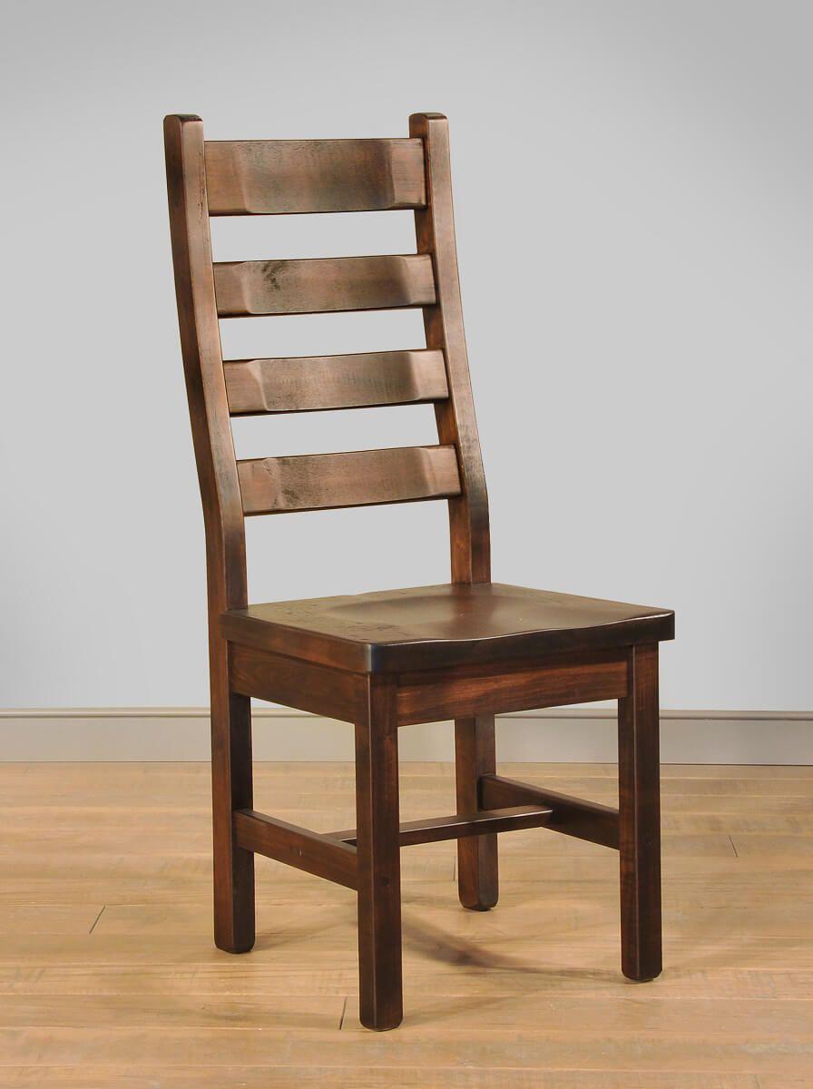 Widdicomb Ladder Back Chair