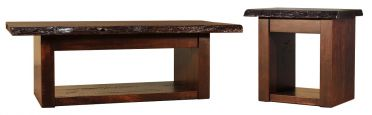 Arapaho Pass Live Edge Occasional Tables