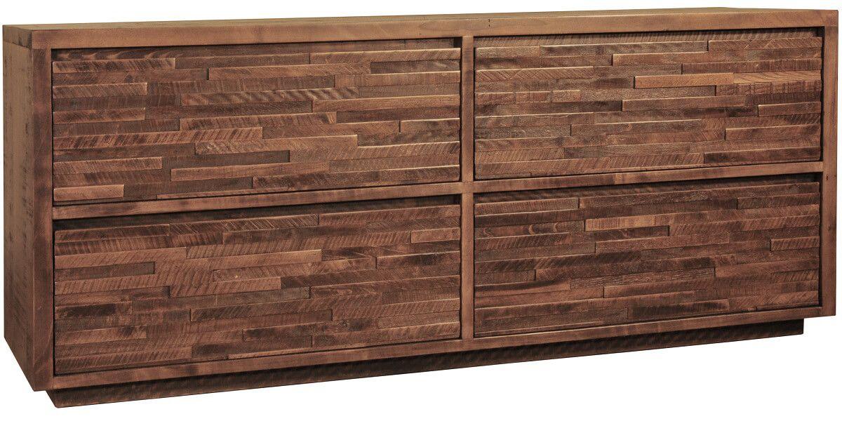 Ansley Park 4-Drawer Dresser