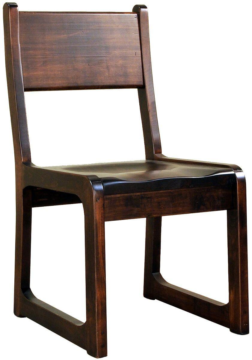 Rough Sawn Side Chair