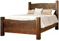 Arapaho Pass Live Edge Bed