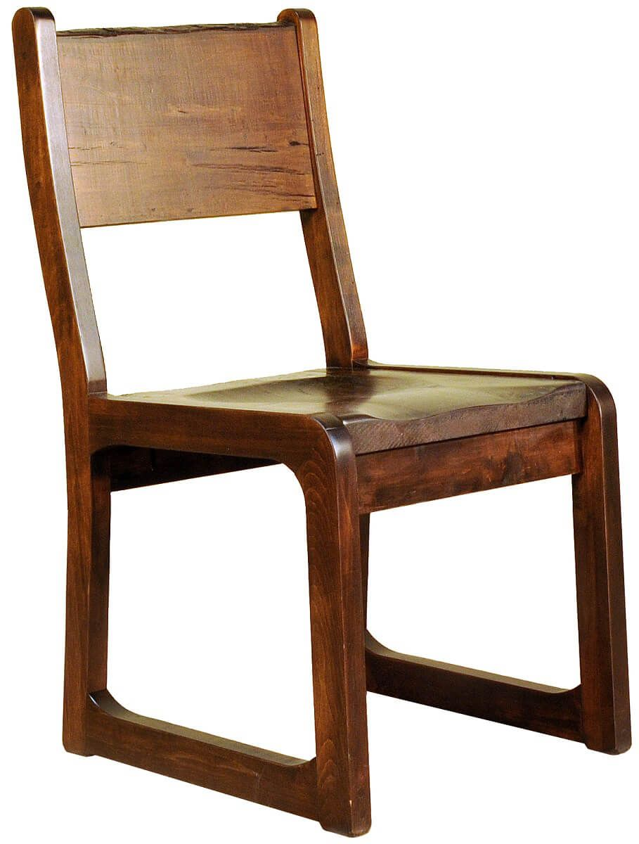Arapaho Pass Live Edge Chair