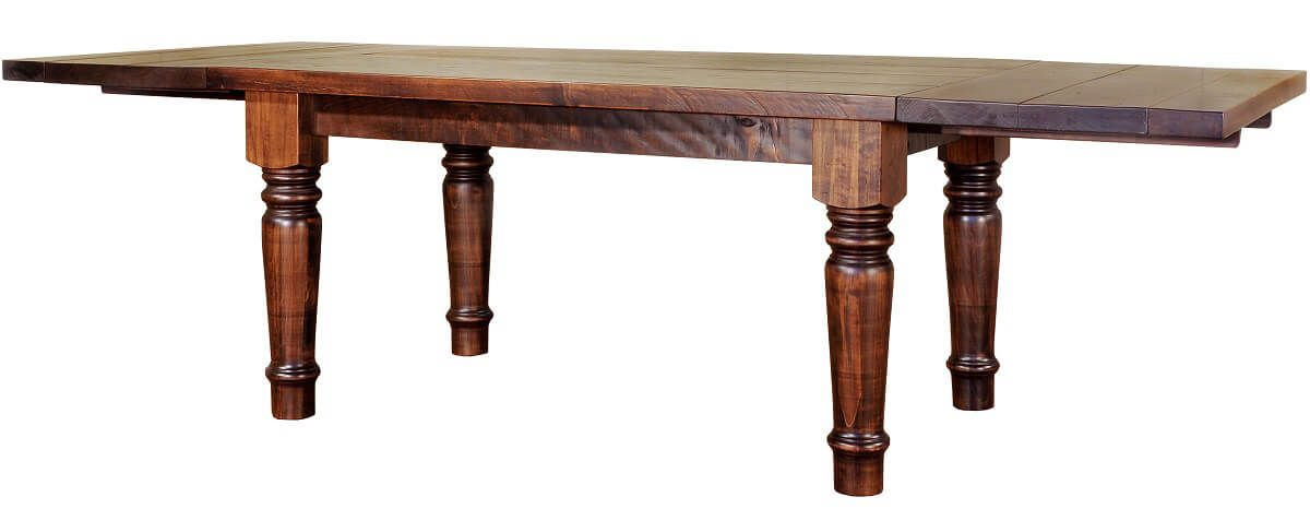 Bayberry Dining Table with Leaves