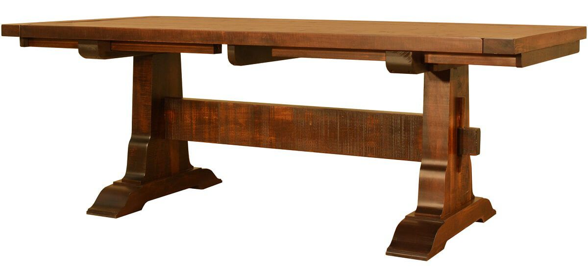Beacon Falls Trestle Table