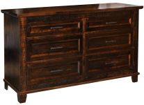 Bear Creek 6-Drawer Dresser