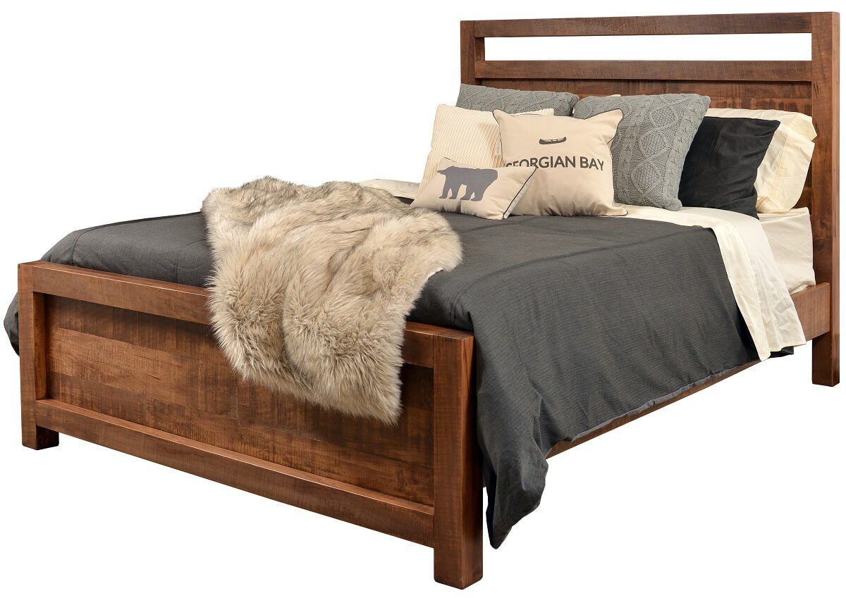 Casey Panel Bed
