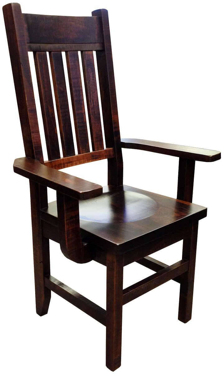 Claremont Amish Kitchen Chair - Countryside Amish Furniture