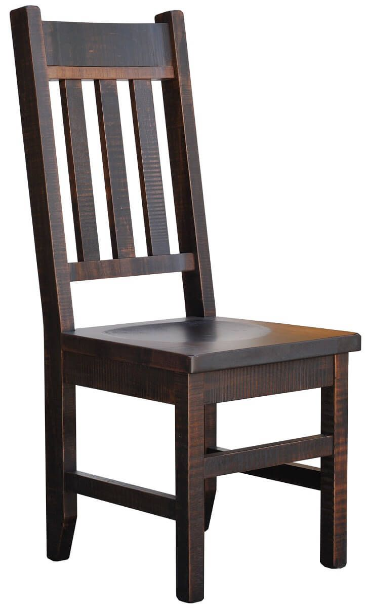 Rough Sawn Side Chair