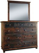 Deep Creek Dresser with Mirror
