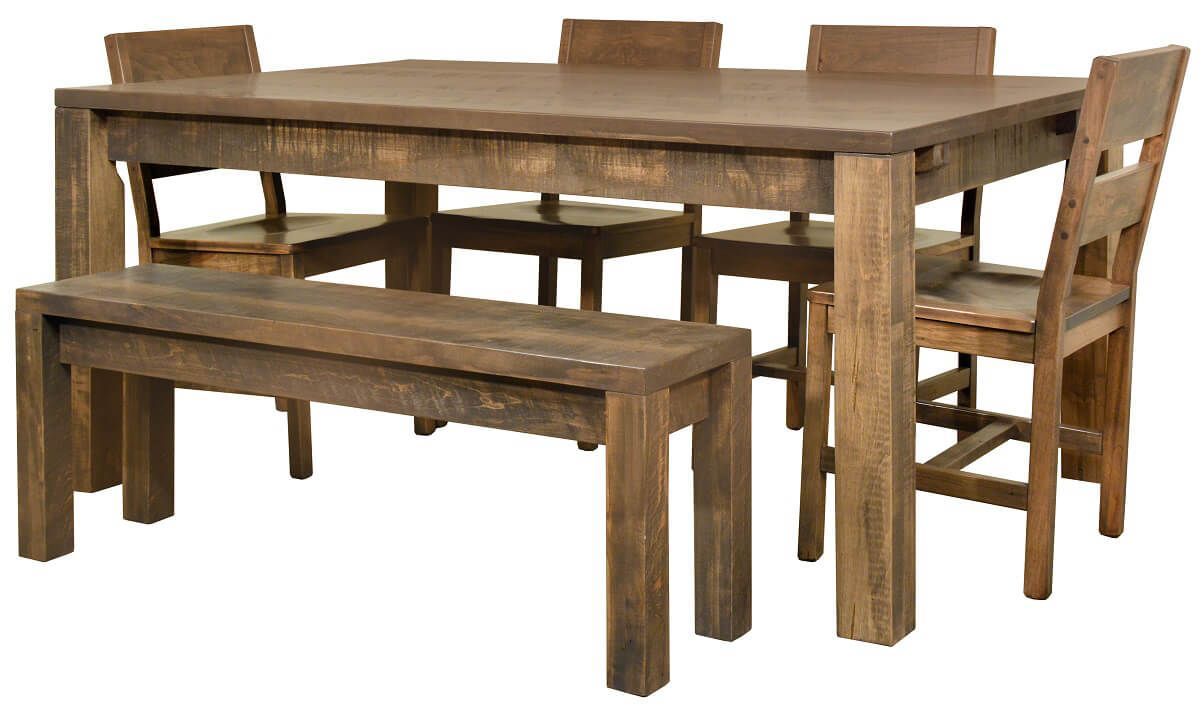 Shown with Kirtland Dining Table and Chairs