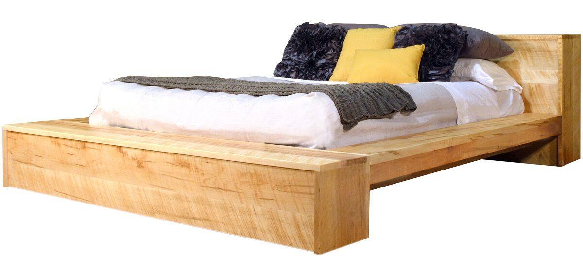 Madera Platform Bed