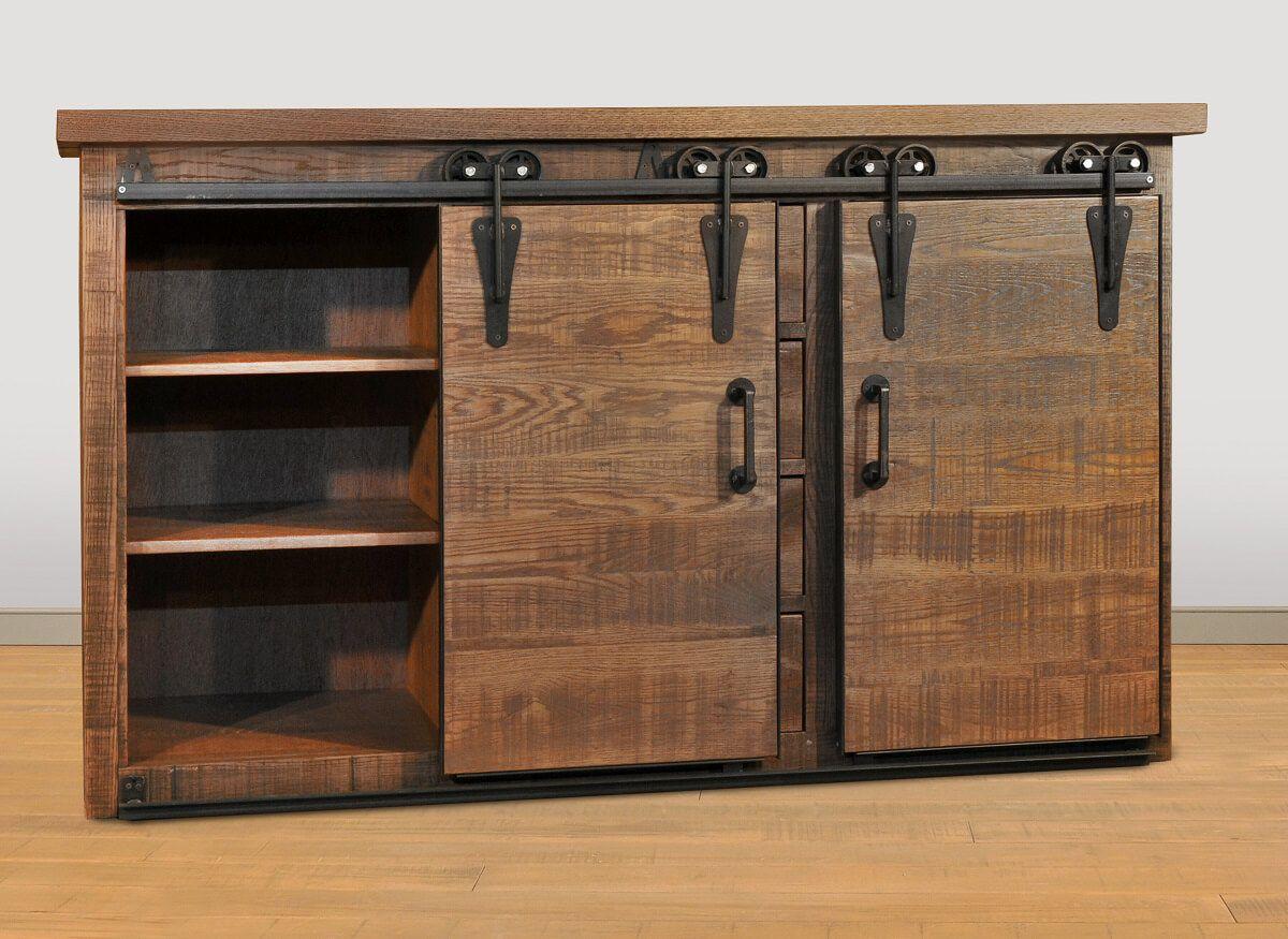 Two Adjustable Shelves