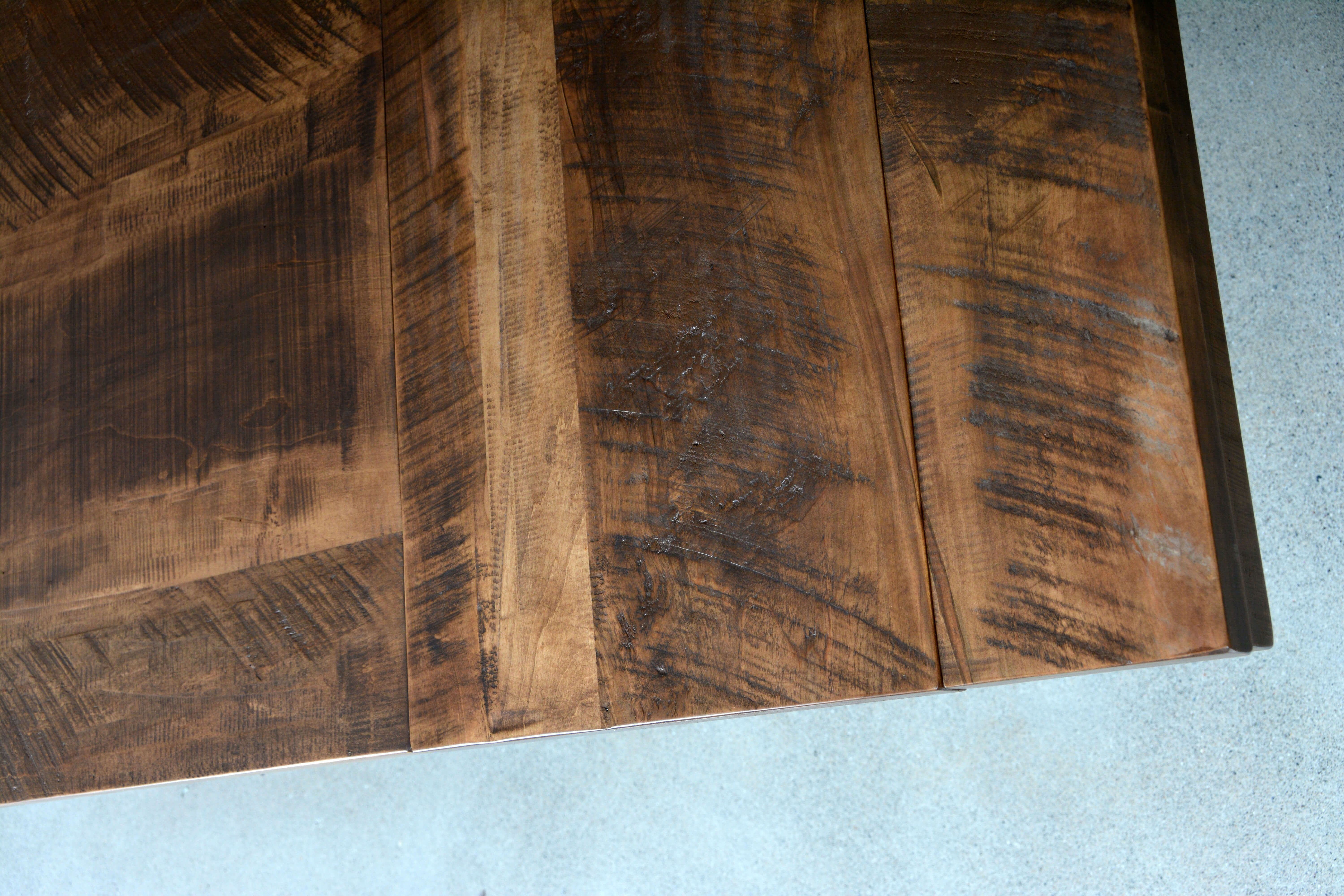 Rough Sawn Table Top