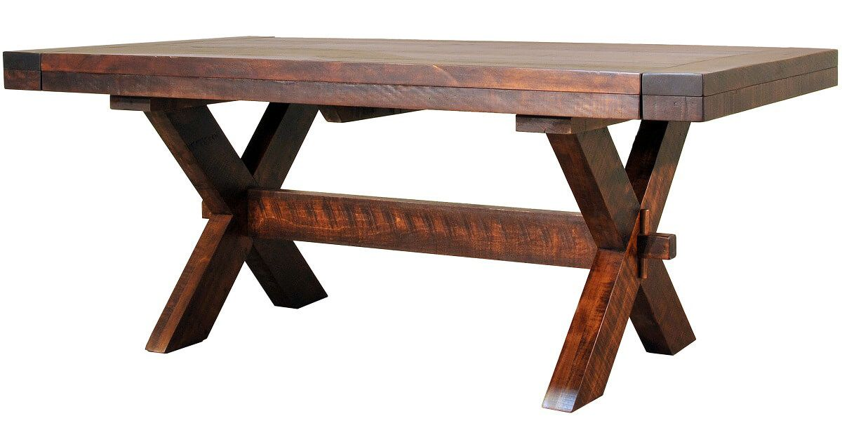 Presidio Rustic Dining Table
