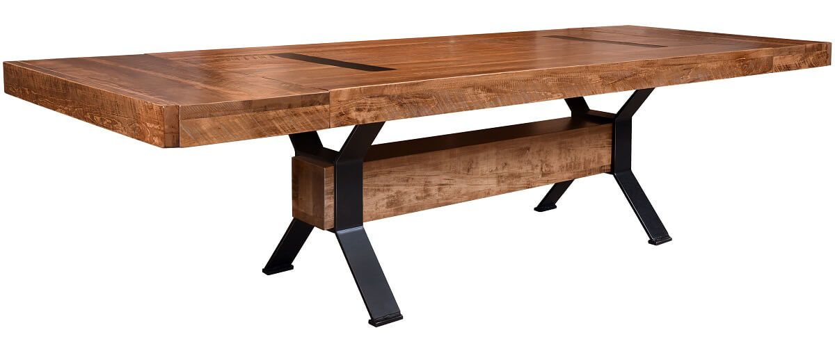 Ralston Dining Table with Leaves