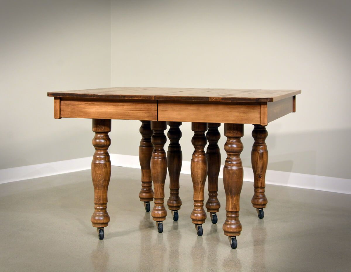 Dining Tables with Casters
