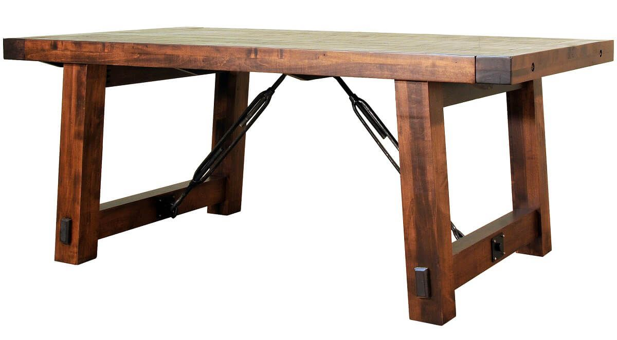 Sawyer Industrial Dining Table
