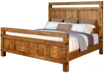 Watford City Panel Bed