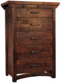 Widdicomb 5-Drawer Chest