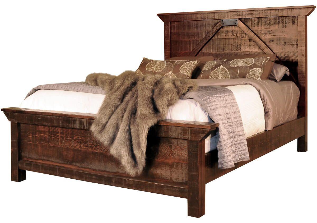 Widdicomb Bed
