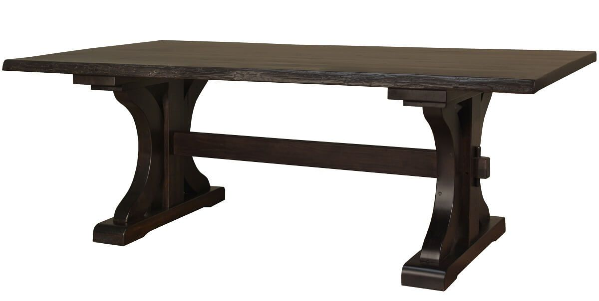 Widdicomb Live Edge Table