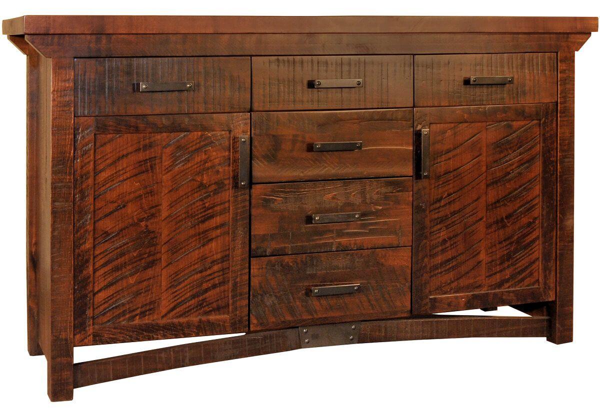 Widdicomb Rustic Sideboard