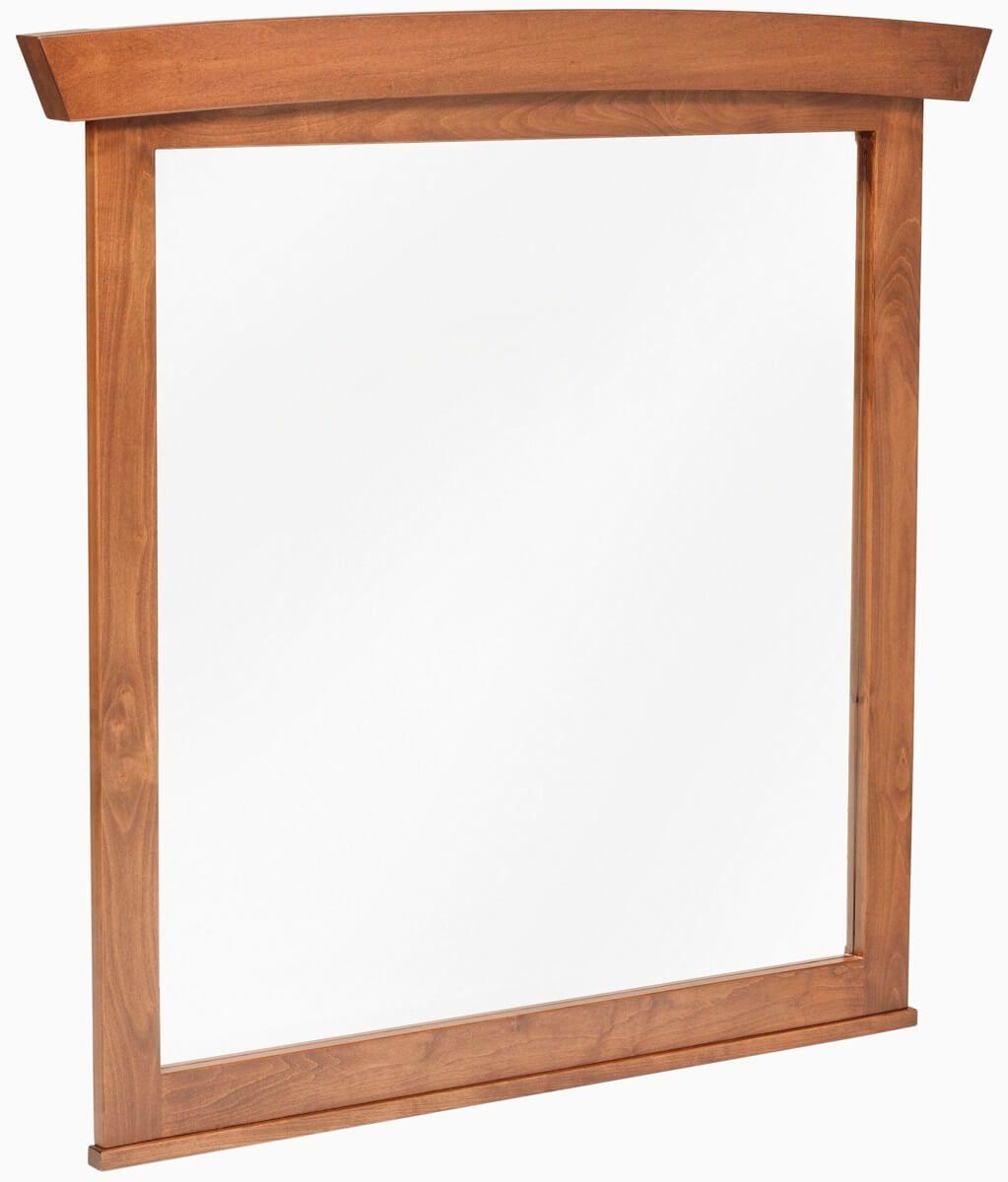 Optional Beveled Mirror