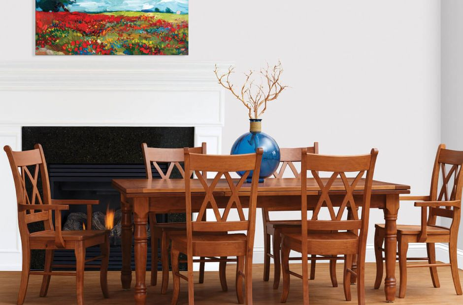 Opal Refectory Dining Set image 1