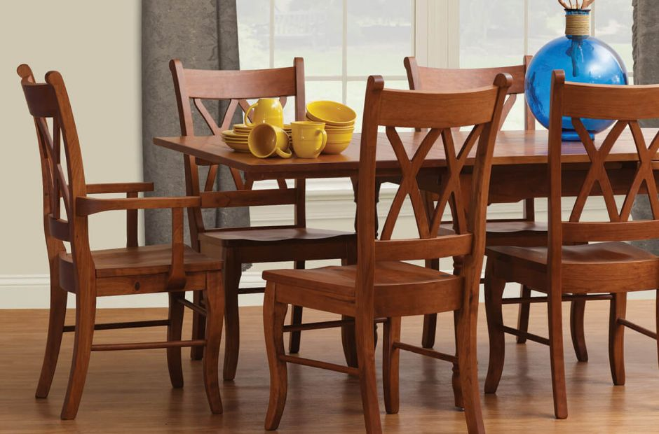 Opal Refectory Dining Set image 2