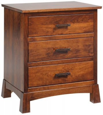 Anacapa 3-Drawer Nightstand