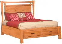 Anacapa Bed with Storage
