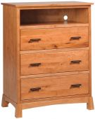 Anacapa Bedroom Media Chest