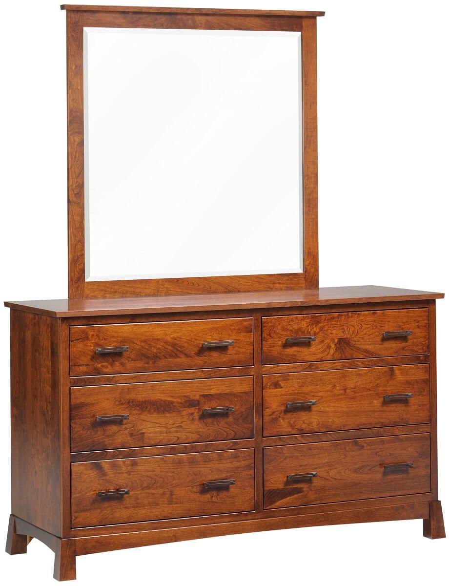 Anacapa Mirror Dresser