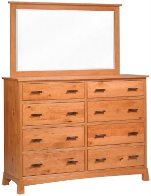 Anacapa Tall Dresser with Mirror