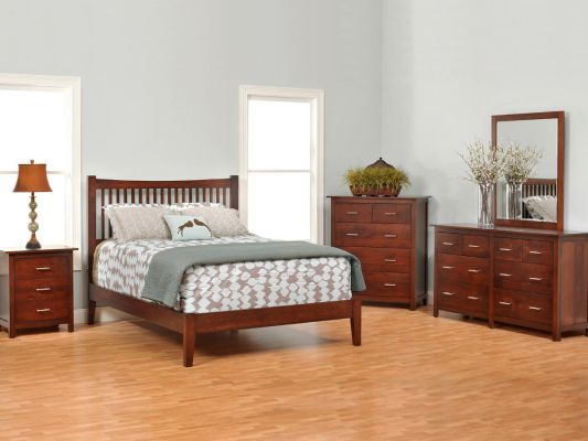 Austin Amish Bedroom Furniture Set