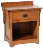 Barcelona 1-Drawer Nightstand