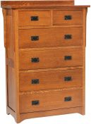Barcelona 6-Drawer Chest of Drawers