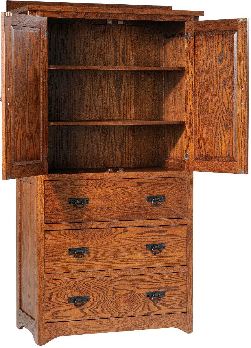 Adjustable Wooden Shelves