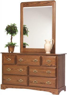 Fine Cambridge Amish Oak 56 Inch Dresser Countryside Amish Furniture Download Free Architecture Designs Scobabritishbridgeorg