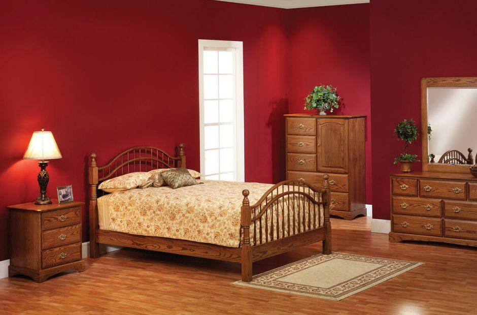 Cambridge Bedroom Set Image 2