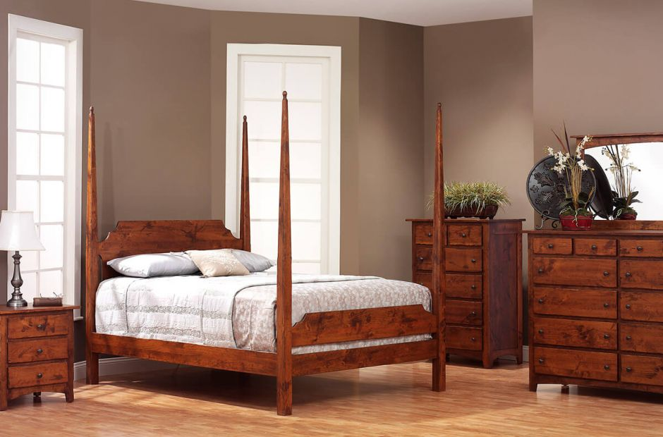 Cascade Locks Bedroom Set image 3
