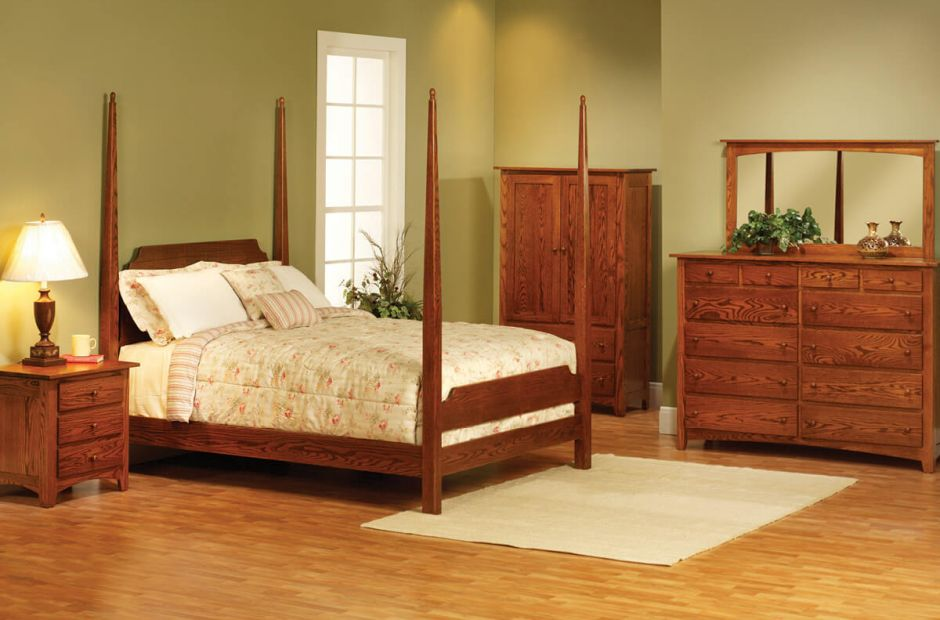 Cascade Locks Bedroom Set image 1