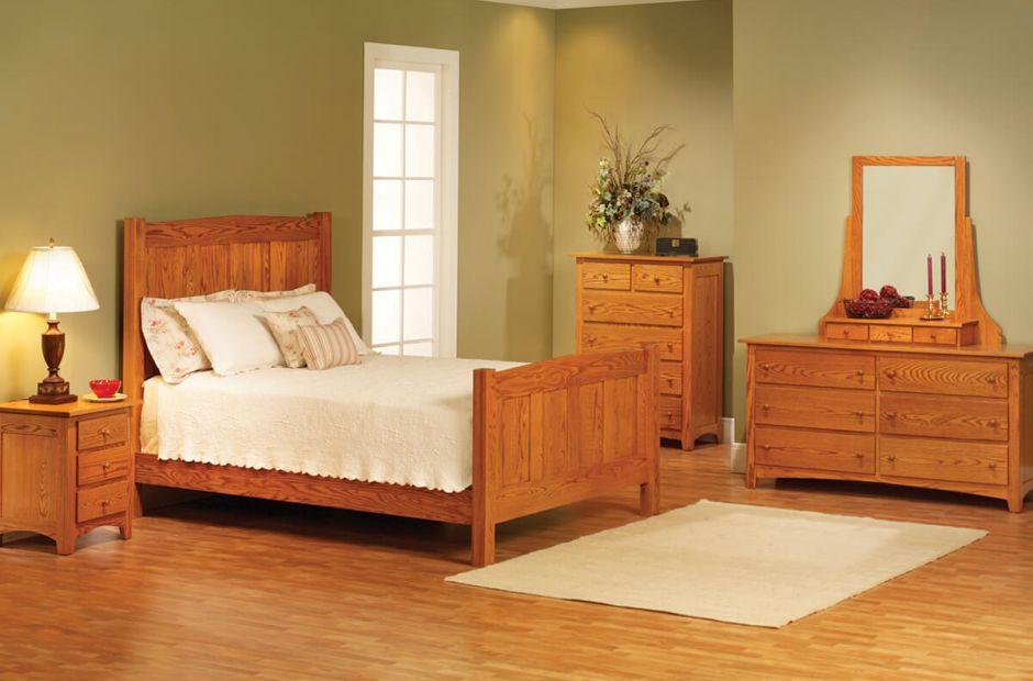 Cascade Locks Bedroom Set image 2