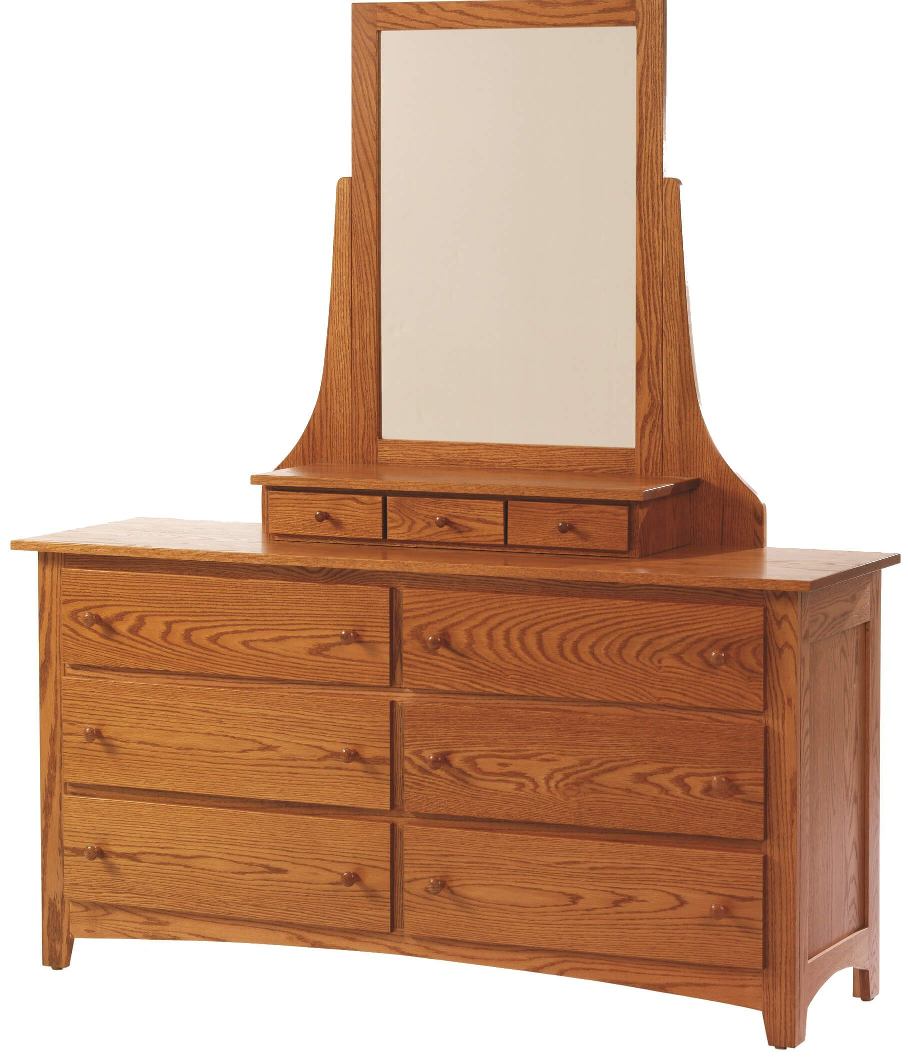 Cascade Locks Dresser with Mirror