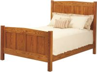 Cascade Locks Panel Bed