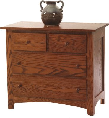 Cascade Locks Small Chest of Drawers