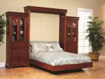 Charlemagne Queen Murphy Wall Bed