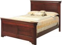 Charlemagne Panel Bed